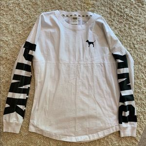 Victoria Secret Pink long sleeve tee
